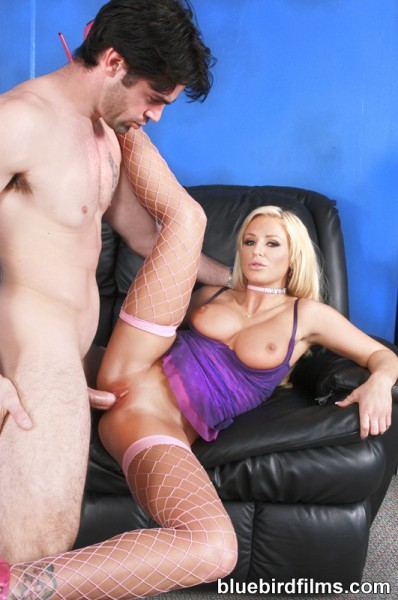 Brooke Belle Gets Pounded